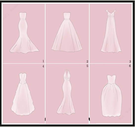 드레스 유형