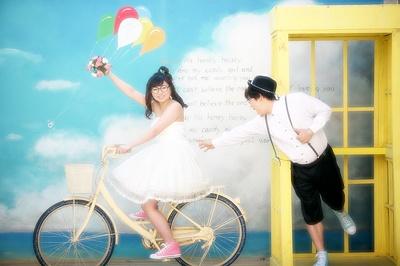 웨딩사진올려요!! ^^